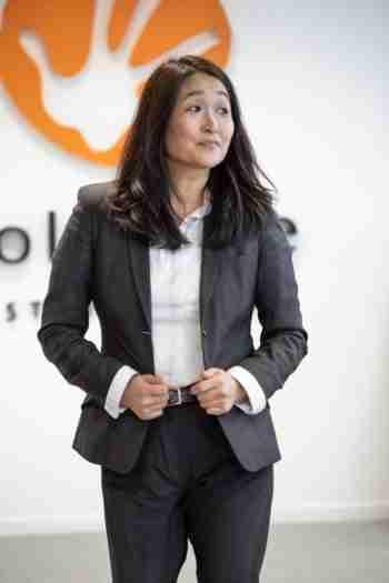 Ulrika Björk, CEO Polygiene