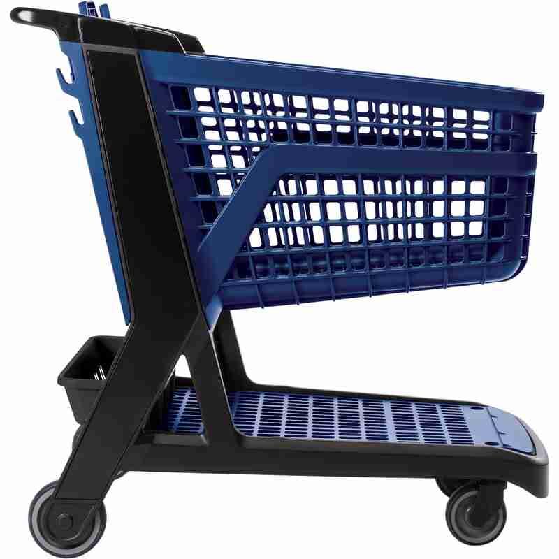 Bemis shopping cart
