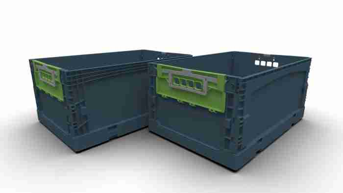 GS1 smart box