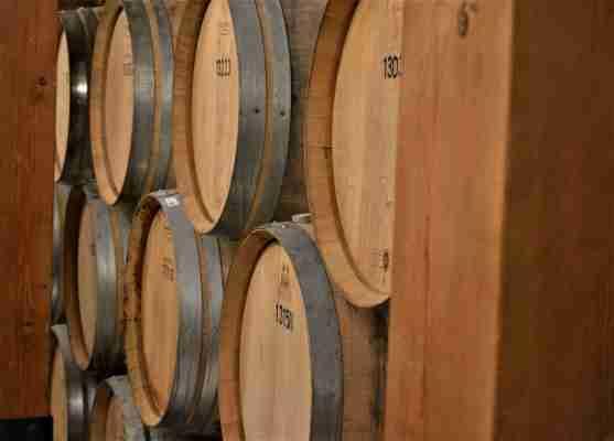 Wooden barrel market