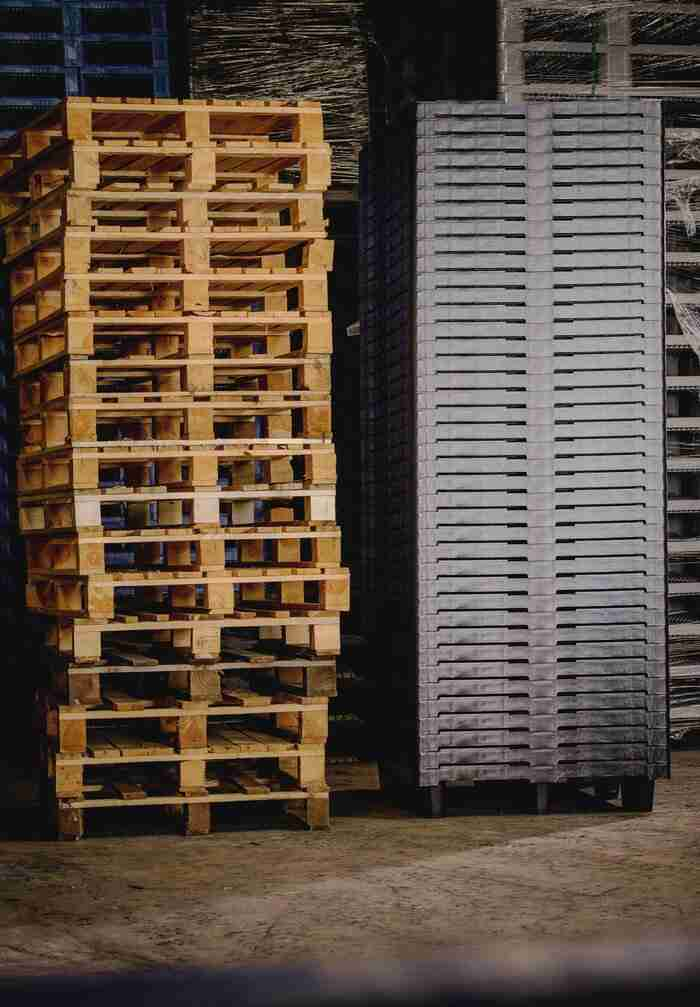 Whilst the price of new wooden pallets soars a further 18 plastic pallet prices remain stable 1 1