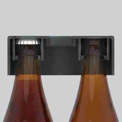 Optimized Bottlebee full or empty