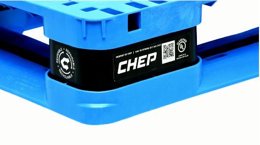 CHEP Costco plastic pallet